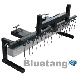Bluestang magnetic sweeper
