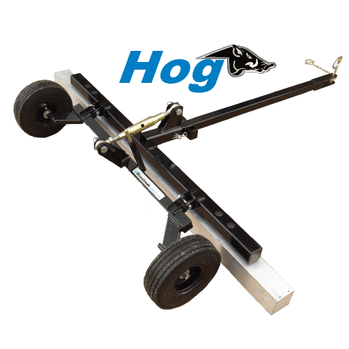 Hog magnetic sweeper