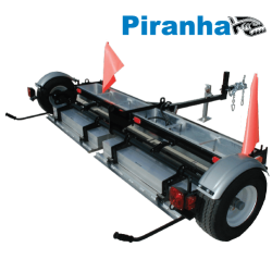 Piranha magnetic sweeper