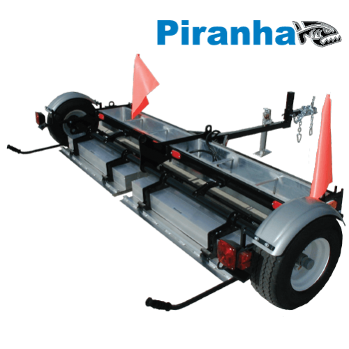 Piranha Parts