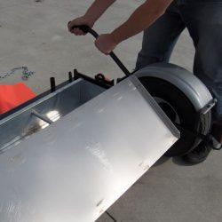 2-fod-magnetic-sweeper-tow-behind-piranha-releasing-magnet-bluestreak-equipment