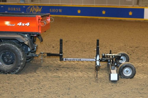 Royal-Horse-Show-rhino-magnetic-sweeper-bluestreak-equipment