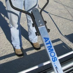 atmos-continuous-discharge-magnetic-sweeper-handle-in-push-position-bluestreak-equipment