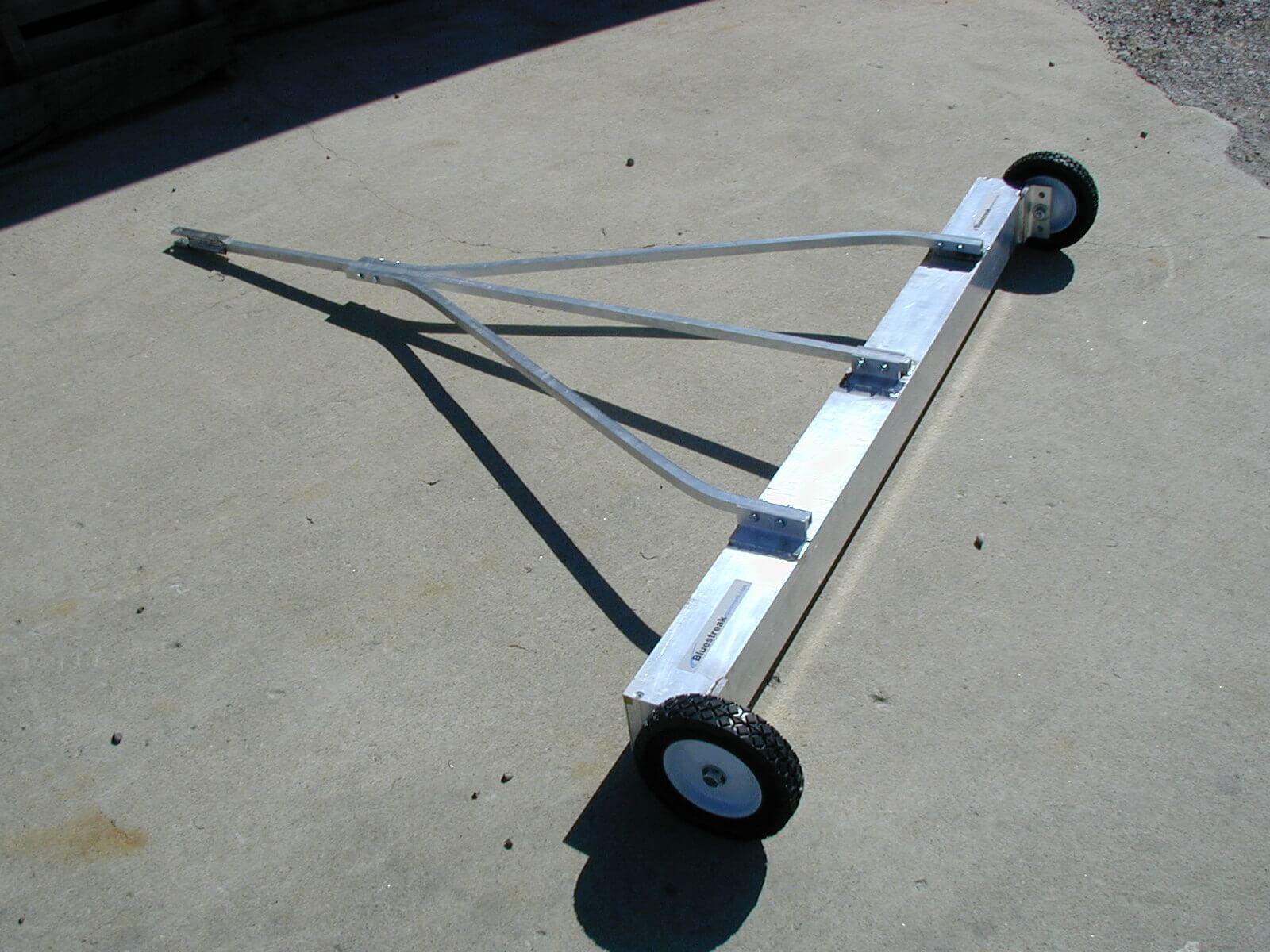 magnetic-sweeper-tow-behind-razor-cement-parking-lot-bluestreak-equipment