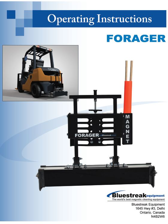 forager-operating-instructions-w