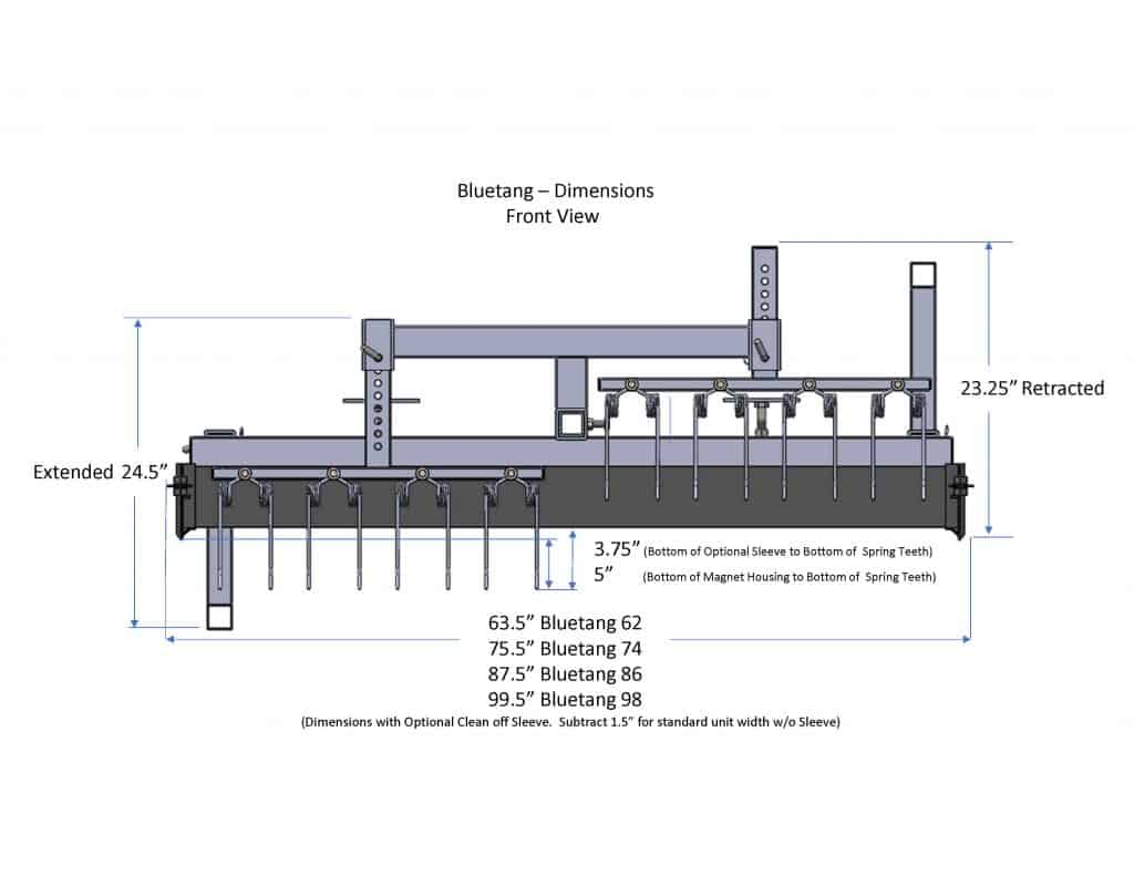 Bluetang-Dimensions-and-Material-Thickness-1-bluestreakequipment