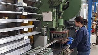manufacturing-press