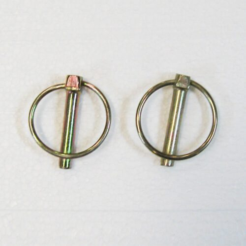 "Part #10 Yacare 187"" Steel Lynch Pins"
