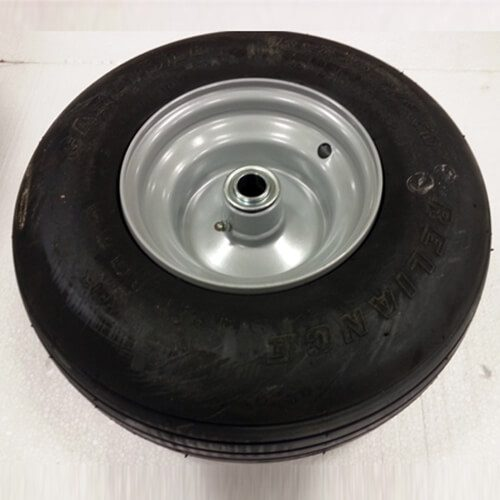 "Part #20 Yacare 13"" Flat proof wheel (1pc) with .75"" bearings (2pcs)"