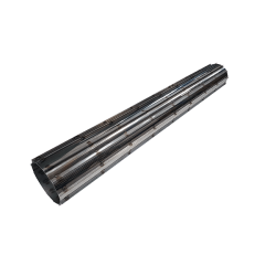 Atmos magnetic sweeper stainless steel finned tube