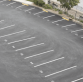 Parking lot for magnetic sweeping