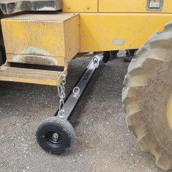 Eiger Forklift Magnet by Bluestreak Equipment