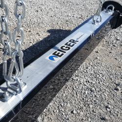 Hanging magnetic sweeper - Eiger by Bluestreak Equipment