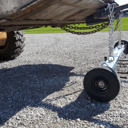 Hanging tractor magnet Eiger by Bluestreak Equipment