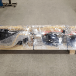 Yak UTV magnetic sweeper domestic LTL packaging complete 2