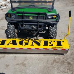Yak magnetic sweeper