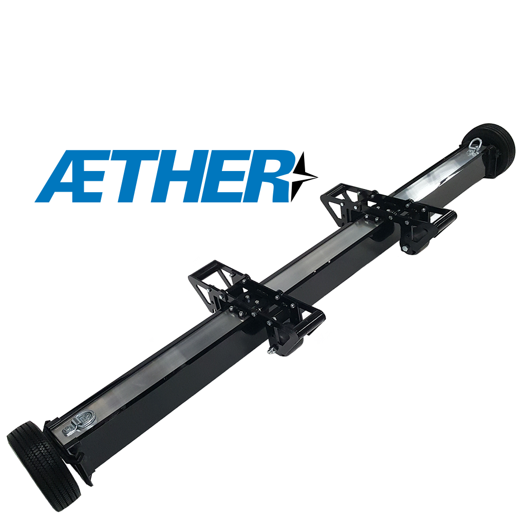 Aether Series Magnetic Sweeper by Bluestreak Equipment