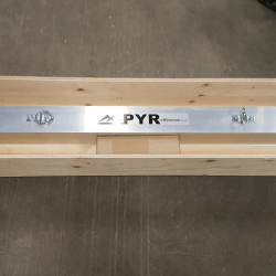 PYR 4.5x4.5 International packaging step 2