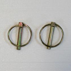 Part #1 Khamsin Steel Lynch Pins (2 pcs)