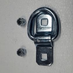 Part #6 Khamsin Steel D-ring (1pc)