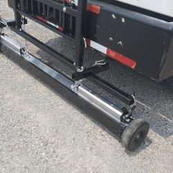 Khamsin commercial truck magnet