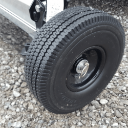 Khamsin magnet 10x3 flat proof tires