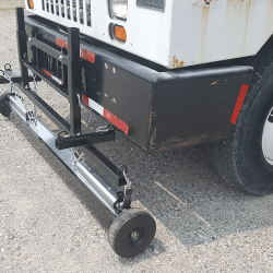 Khamsin magnetic sweeper Bluestreak Equipment