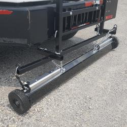 Khamsin series shunt truck magnet