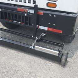 Shunt truck magnet Khamsin series