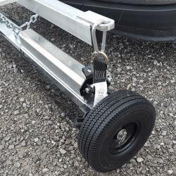 Wheeled hanging magnet Khamsin Bluestreak Equipment