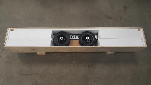 Eiger 3x3 International LCL ocean freight packaging