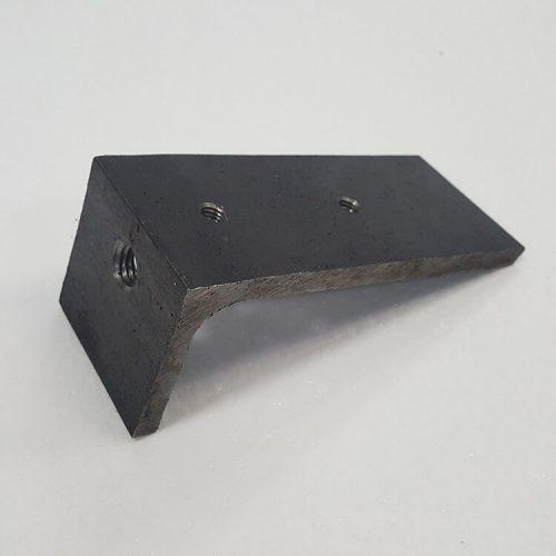Part #4 Eiger 3x3 Steel End Cap (1_pc)