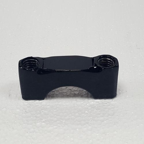 Part #1 Naos steel half round pin hook (1pc)