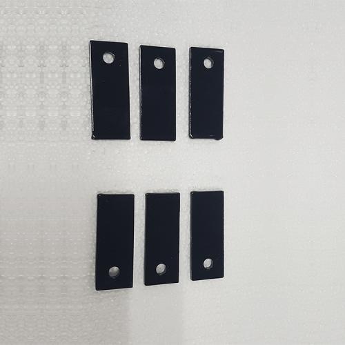 Part #15 Naos steel 0.134 inch shims (6 pcs)