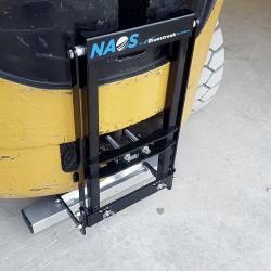 forklift application specific magnet