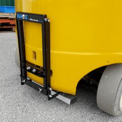 forklift magnet by Bluestreak Equipment