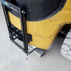 forklift magnetic sweeper
