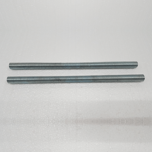 Part #3 Kursk steel 9 inch threaded rods for pin hook (2 pcs)