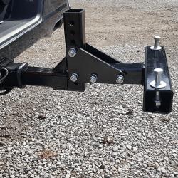 2 inch Receiver Mount Bracket for hanging magnet