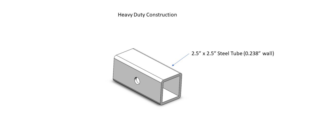 Adaptor Sleeve Heavy Duty Construction