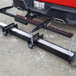 hitch mounted magnetic sweeper