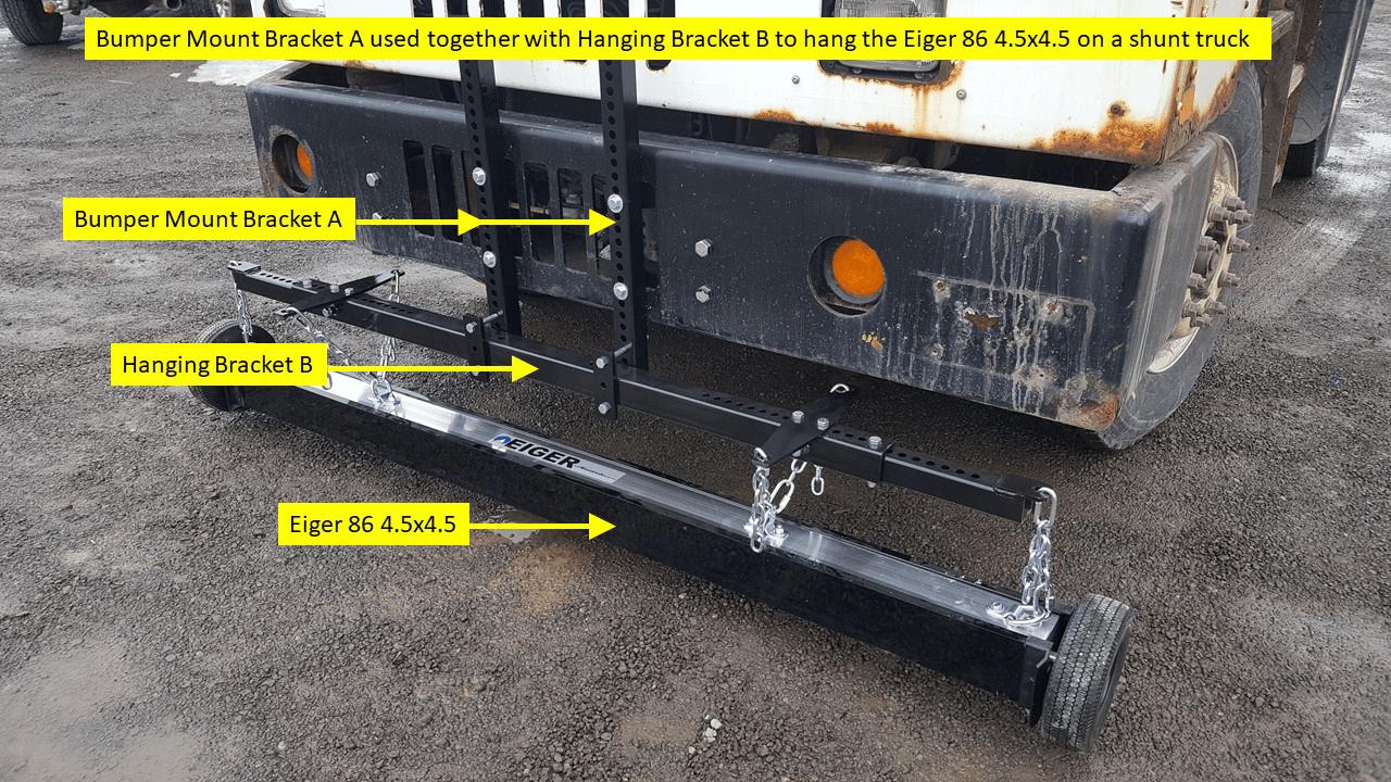 shunt truck magnet