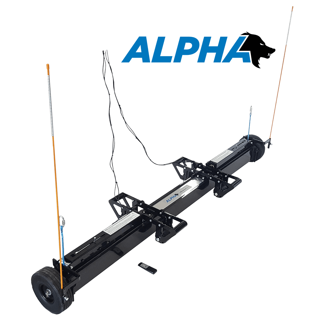 Alpha Magnetic Sweeper by Bluestreak Equipment
