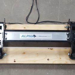 Alpha series domestic LTL packaging step 2