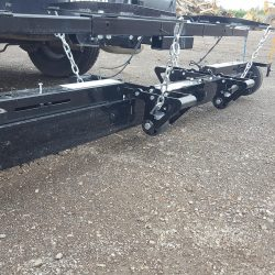 Bluestreak Equipment Alpha series hanging magnetic sweeper