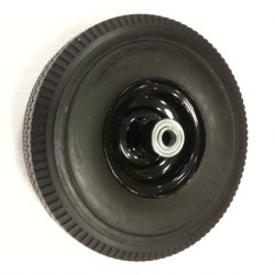 "Part #2 Alpha 10"" flat proof wheel (1pc)"