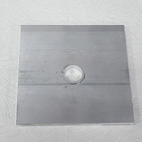 Part #5 Alpha aluminum end cap (1pc)
