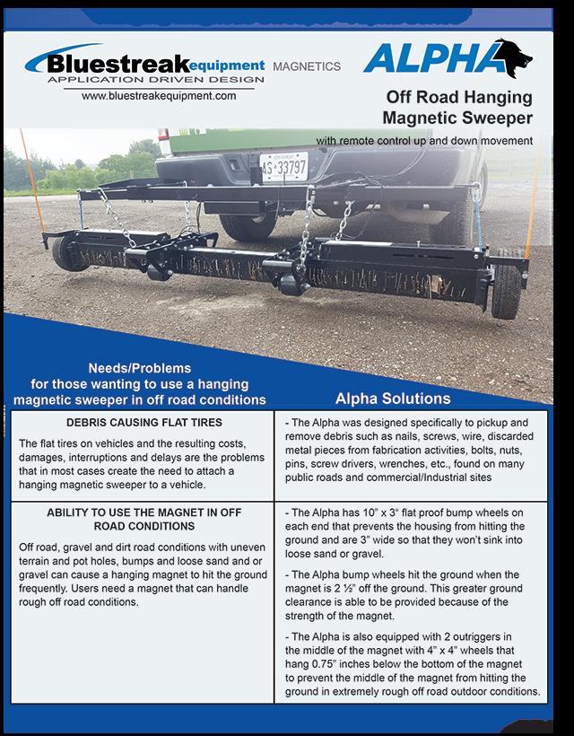 Alpha Series Brochure