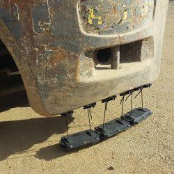 NOMIC magnet mounted forklift magnet