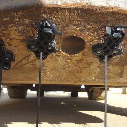 Nomic tripod magnet mounting system